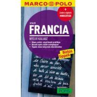 Utazó francia nyelvi kalauz - Marco Polo