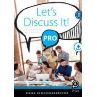 Let's Discuss It! PRO