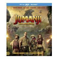 Jumanji - Vár a dzsungel (3D Blu-ray + BD)