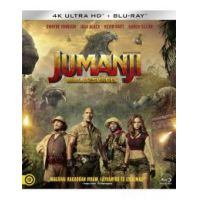 Jumanji - Vár a dzsungel (UHD+Blu-ray)