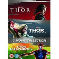 Thor 1-3. gyűjtemény (3 DVD)