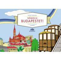 Színezd ki Budapestet!