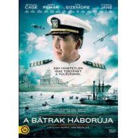 A bátrak háborúja (DVD)