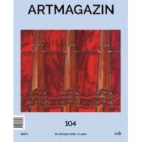Artmagazin 104. - 2018/3.