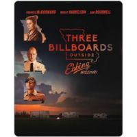 Három óriásplakát Ebbing határában - limitált, fémdobozos változat (steelbook) (Blu-ray)