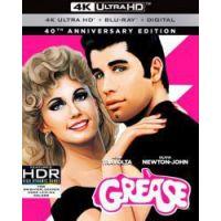 Grease - 40 éves jubileumi változat (UHD+BD)