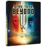 Star Trek: Mindenen túl (3DBD+Blu-ray) - limitált, fémdobozos változat (steelbook - moziplakát borító)