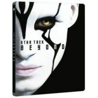 Star Trek: Mindenen túl (3DBD+Blu-ray) - limitált, fémdobozos változat (steelbook - Jaylah borító)