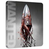 Wanted - limitált, fémdobozos változat (steelbook) (Blu-ray)