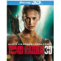 Tomb Raider *2018* (3D Blu-ray+BD)