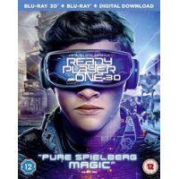 Ready Player One (3D Blu-ray+BD) - limitált, fémdobozos változat (steelbook)