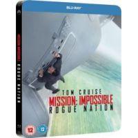 Mission Impossible 5. - Titkos nemzet - limitált, fémdobozos változat (steelbook) (Blu-ray)