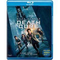 Az útvesztő: Halálkúra (Blu-ray)