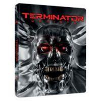 Terminator: Genisys (3DBD+BD) - limitált, fémdobozos változat (steelbook)