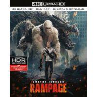 Rampage: Tombolás (4K UHD + Blu-ray)