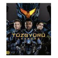 Tűzgyűrű: Lázadás (Blu-ray)