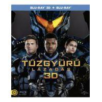 Tűzgyűrű: Lázadás (3D Blu-ray + BD)