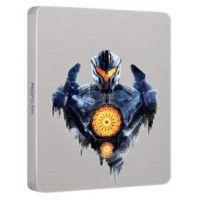 Tűzgyűrű: Lázadás (3D Blu-ray) - limitált, fémdobozos változat (ezüst steelbook)