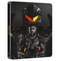 Tűzgyűrű: Lázadás (Blu-ray) - limitált, fémdobozos változat (fekete steelbook)