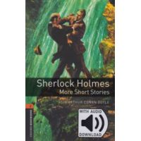 Sherlock Holmes More Short Stories - Oxford Bookworms Library 2 - MP3 Pack