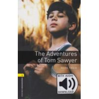 The Adventures of Tom Sawyer - Oxford Bookworms Library 1 - MP3 Pack