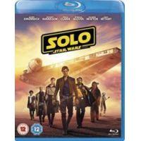 Solo - Egy Star Wars-történet (Blu-ray) *2 lemezes kiadás*