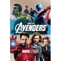 Bosszúállók 1-3 gyűjtemény (3 DVD)