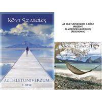 Az Ihletuniverzum 1. rész + Álmodozás audio CD díszcsomag