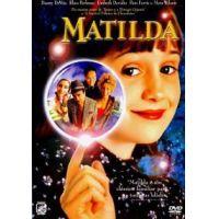 Matilda, a kiskorú boszorkány (DVD)