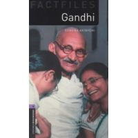 Gandhi - Oxford Bookworms Library Factfile 3 - MP3 Pack