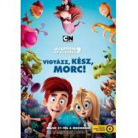 Vigyázz, kész, Morc! (DVD)