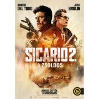 Sicario 2 - A zsoldos (DVD)
