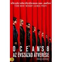 Ocean's 8 - Az évszázad átverése (DVD)
