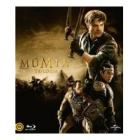 A múmia trilógia (3 Blu-ray)