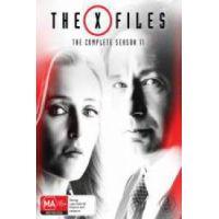 X-akták - 11. évad (3 DVD)
