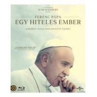 Ferenc pápa – Egy hiteles ember (Blu-ray)