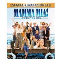 Mamma Mia! Sose hagyjuk abba (Blu-ray)