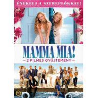 Mamma Mia! 1-2. (2 DVD)