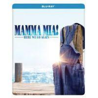 Mamma Mia! Sose hagyjuk abba (UHD+BD) - limitált,