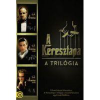 A keresztapa-trilógia (3 DVD) *Díszdobozos kiadás*