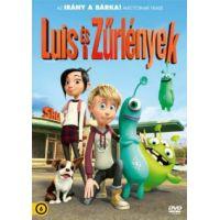 Luis és a Zűrlények (DVD)