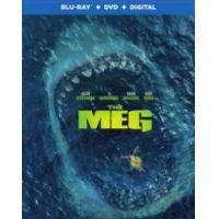 Meg- Az Őscápa (Blu-ray)