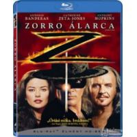 Zorro álarca (Blu-ray)
