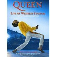 Queen - Live at Wembley Stadium (25 TH Anniversary Edition) (2 DVD)