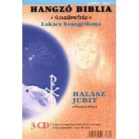 Hangzó Biblia - Újszövetség: Lukács Evangéliuma - 3 CD