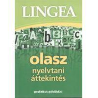 Lingea olasz nyelvtani áttekintés