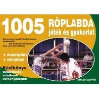 1005 röplabda játék és gyakorlat