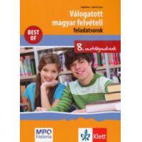 Válogatott magyar felvételi feladatsorok 8. osztályosoknak