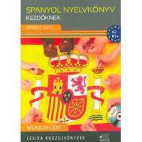 Spanyol nyelvkönyv kezdőknek - Munkafüzet