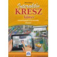 Interaktív KRESZ könyv személygépkocsi-vezetők részére  *2019-es kiadás*